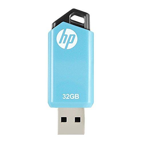 HP V150W USB 2.0 32GB Pen Drive (Black)