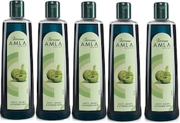 Amway Persona Amla Hair Oil (200ML, Pack of 5)