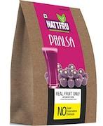 Nattfru Phalsa Juice Powder (Phalsa, 60GM, 4 Pieces)