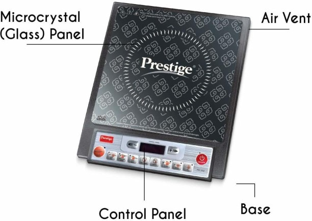 Prestige PIC 14.0 1900 W Induction Cooktops (Black)