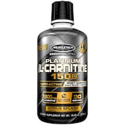 MuscleTech Platinum L-Carnitine 1500 Dietary Supplements (453GM)