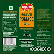 Del Monte Pomace Olive Oil (5LTR)