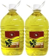 The Oil Factory Pomace Olive Oil (5LTR, Pack of 2)