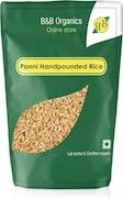B&B Organics Ponni Handpounded Brown Rice (3KG)