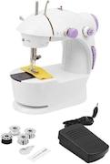 Selva Portable Electric Sewing Machine (White)