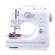 Inditradition Portable Mini Electric Sewing Machine (White)