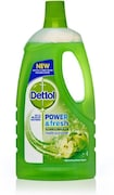 Dettol Power And Fresh Anti Bacterial Hand Wash (1LTR)