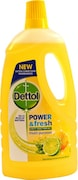 Dettol Power And Fresh Citrus Floor Cleaner (1LTR)