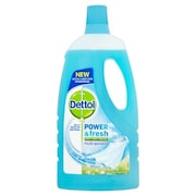Dettol Power And Fresh Linen And Aqua Floor Cleaner (1LTR)