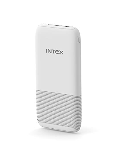 Intex 12000 MAh Power Bank (White, IT-PB12K)