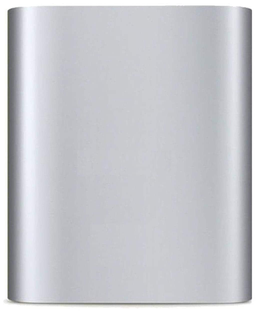 Fedito 10400 MAh Power Bank (Silver, PB-10400)