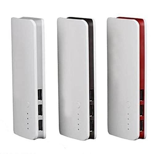 Billetera 13000 MAh Power Bank (White, VIPB0084)