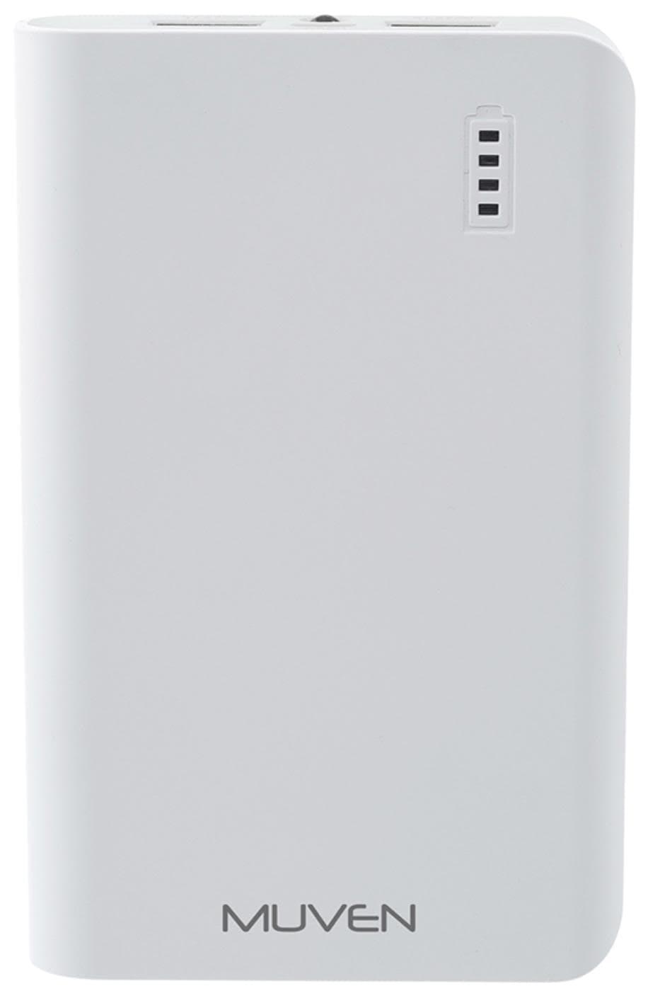 Muven 13350 MAh Power Bank (Grey & White, XE260)