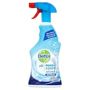Dettol Power Pure Bathroom Cleaner Spray (750ML)