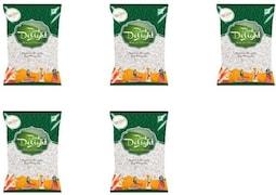 Pink Delight Premium Quntity Food Basmati Rice (5KG, Pack of 5)