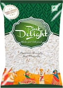 Pink Delight Premium Quntity Food Basmati Rice (1KG, Pack of 1)