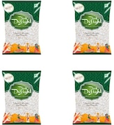Pink Delight Premium Quntity Food Basmati Rice (4KG, Pack of 4)