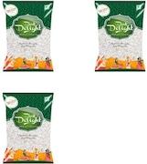 Pink Delight Premium Quntity Food Basmati Rice (3KG, Pack of 3)