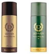 Denver Prestige Body Spray (330ML, Pack of 2)