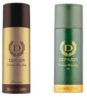 Denver Prestige Body Spray (330ML, Pack of 2)