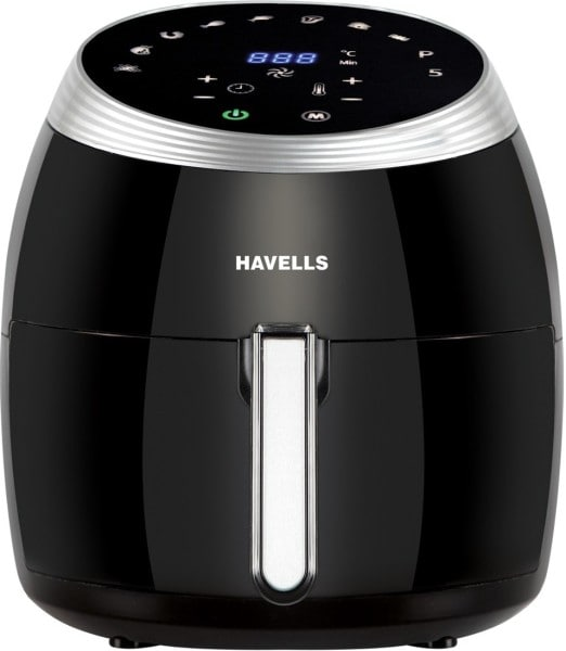 Havells ProLife Grande 6.5 L Air Fryer (Black)