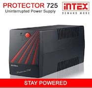 Intex Protector 725 UPS (Black)