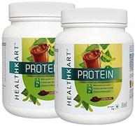 HealthKart Protein (Chocolate, 1KG, Pack of 2)