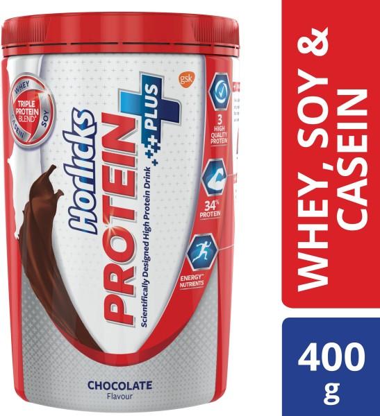 Horlicks Protein+ (Chocolate, 400GM)