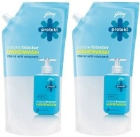Godrej Protekt Master Blaster Handwash (750ML, Pack of 2)