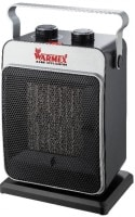 Warmex PTC 99 Fan Room Heater (Black)
