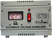 Pulstron PTI-1095 1 KVA Voltage Stabilizer (Grey)