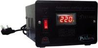 Pulstron PTI-535 Digital Voltage Stabilizer (Black)