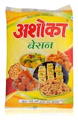 Ashoka Pure Chana Besan (500GM, Pack of 6)