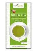Farganic Pure Green Tea (272GM, 110 Pieces)