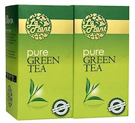 LaPlant Pure Green Tea (159GM, Pack of 2, 50 Pieces)