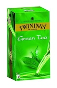 Twinings Pure Green Tea (60GM, 100 Pieces)