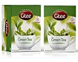 Gtee Pure Green Tea (77GM, Pack of 2, 25 Pieces)