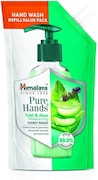 Himalaya Pure Hands Tulsi and Aloe Moisturizing Hand Wash (185ML, Pack of 4)
