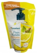 Himalaya Pure Hands Tulsi and Lemon Deep Cleansing Hand Wash (185ML)