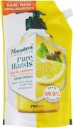 Himalaya Pure Hands Tulsi and Lemon Deep Cleansing Hand Wash (Tulsi and Lemon, 750ML)
