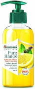 Himalaya Pure Hands Tulsi and Lemon Deep Cleansing Hand Wash (Tulsi and Lemon, 125ML, Pack of 2)