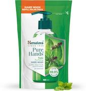 Himalaya Pure Hands Tulsi Purifying Hand Wash (Tulsi, 185ML)