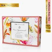 TeaTreasure Pure Spearmint Caffeine Free Tea (36GM, 18 Pieces)