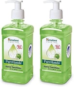 Himalaya PureHands Green Apple Hand Sanitizer (500ML, Pack of 2)