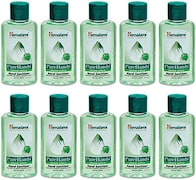 Himalaya PureHands Green Apple Hand Sanitizer (100ML, Pack of 10)