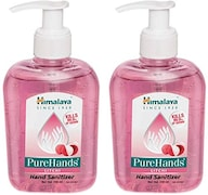 PureHands Litchi Hand Sanitizer (250ML, Pack of 2)