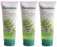 Himalaya Purifying Neem Face Wash (150ML, Pack of 3)