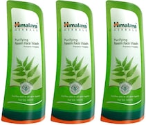 Himalaya Purifying Neem Face Wash (900ML, Pack of 3)