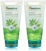 Himalaya Purifying Neem Face Wash (300GM, Pack of 2)