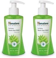 Himalaya Purifying Neem Face Wash (200ML, Pack of 2)